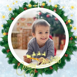 Christmas Frame - insta frames for photo