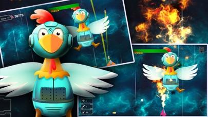 Space Chicken Ship: Shooter Galaxy