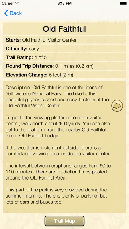 Hiking Yellowstone and Grand Teton screenshot-4