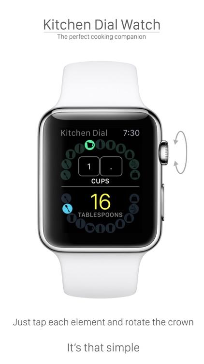 Kitchen Dial Watch