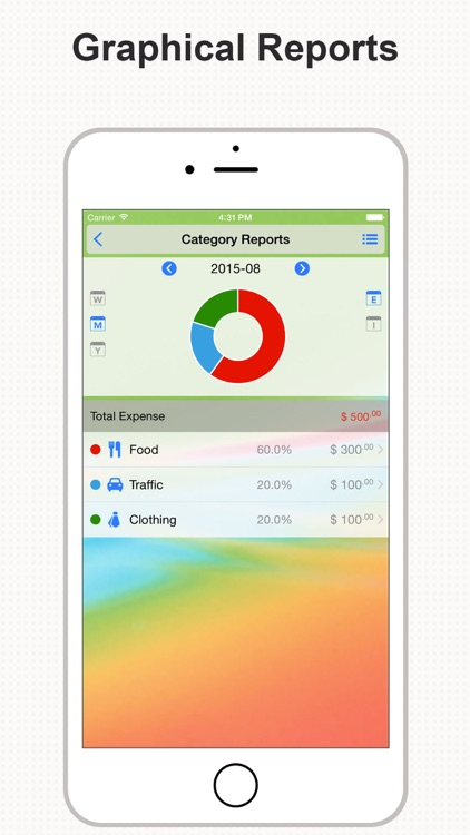 DayCost Pro - Personal Finance, Money Manager screenshot-3