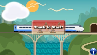 Toy Train Puzzles for Toddlers screenshot one