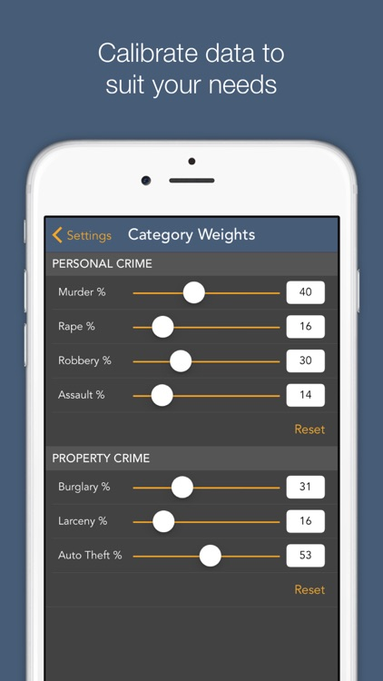 Crime and Place: Stats & Maps screenshot-3