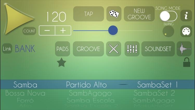 Brazilian Drum Machine screenshot-0