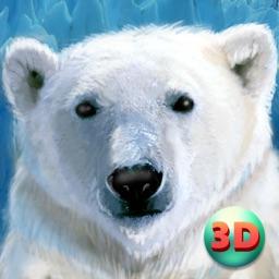 Wild White Polar Bear Simulator