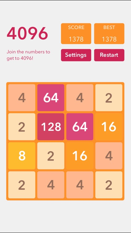 4096 Addictive New Puzzle Game For kids Girls and Boys