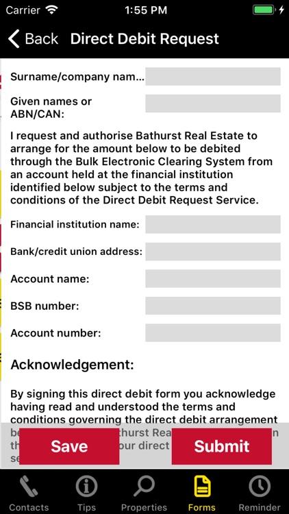 Bathurst Real Estate P-MGMT screenshot-3