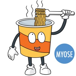 Sushi Ramen - MYOSE - Make Your Own Sticker Emoji