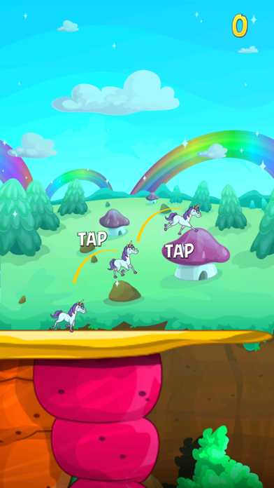 Unicorn Adventure Blast screenshot one