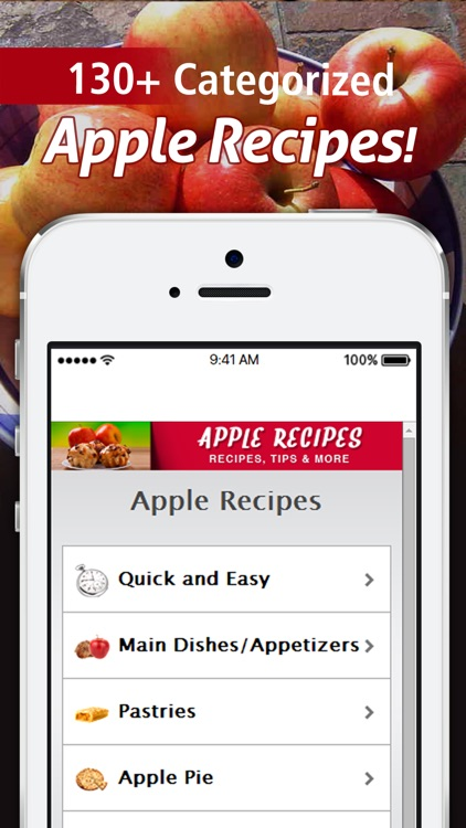 Apple Recipes!!