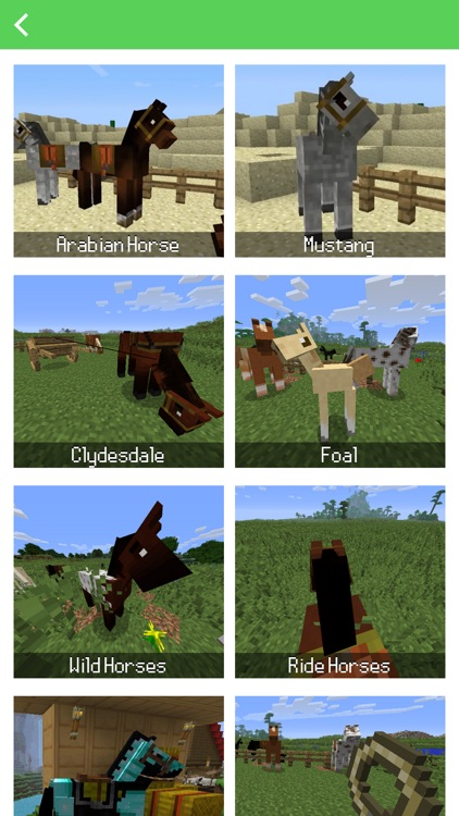 HORSE MOD with Race Horses for Minecraft Game PC Guide