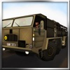 Military Cargo Transport Truck - Army 3D Offroad 4x4 Drive - iPhoneアプリ