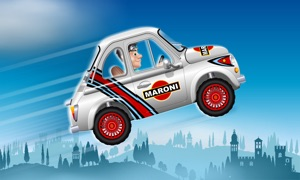 HILL RACER 2 - extreme speed + climb racing challenge