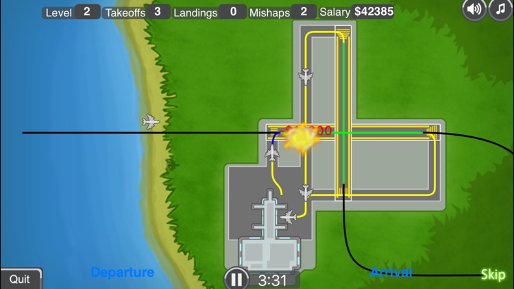 Airport Madness Mobile Free screenshot-4