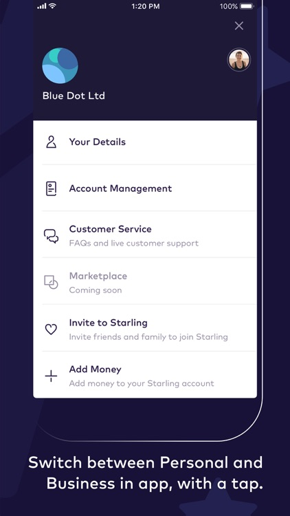 Starling Bank screenshot-9