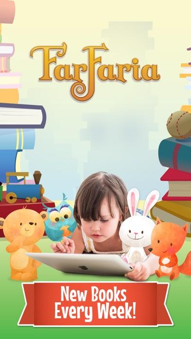 FarFaria Stories To Read Along app image