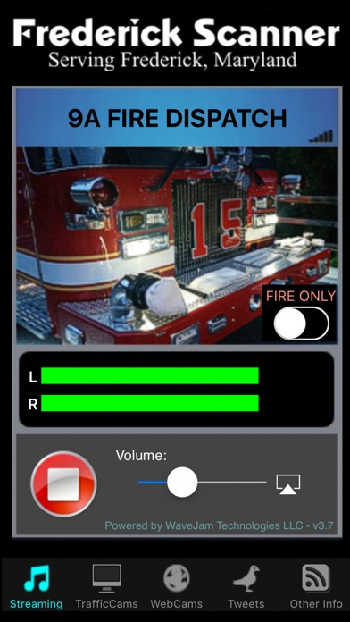 FredScanner Pro Screenshot