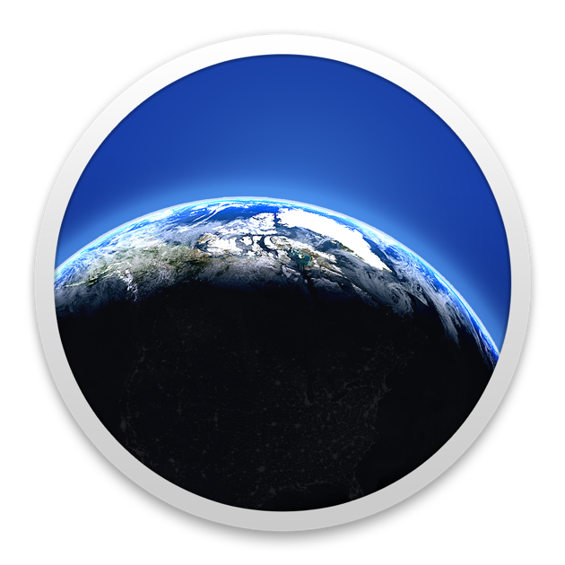 Living earth desktop weather world clock on the mac app store gumiabroncs Gallery