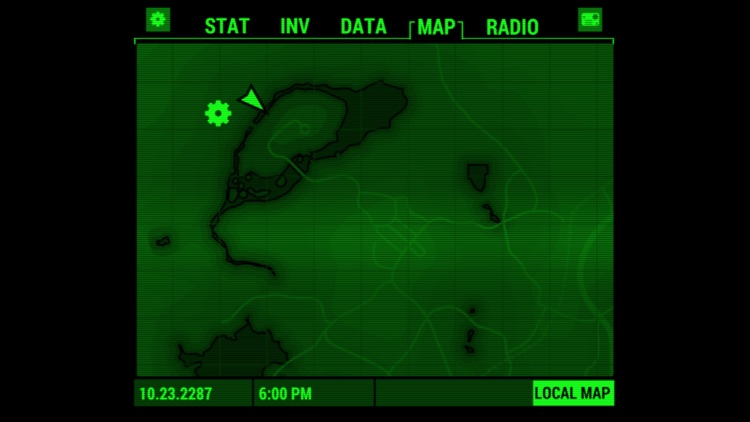 Fallout Pip-Boy screenshot-3