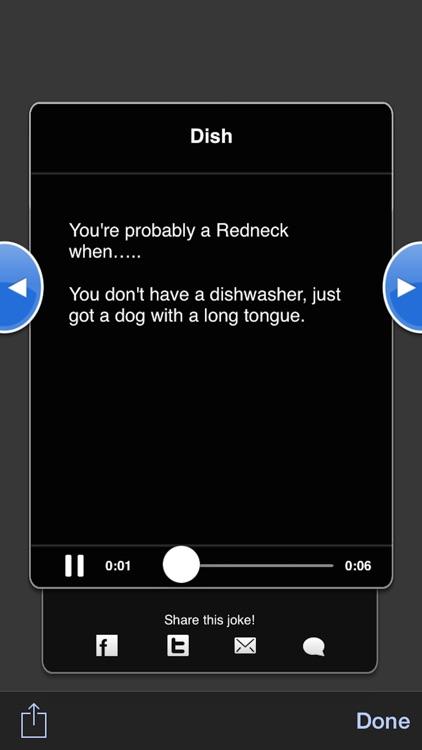 Redneck Jokes Pro screenshot-4