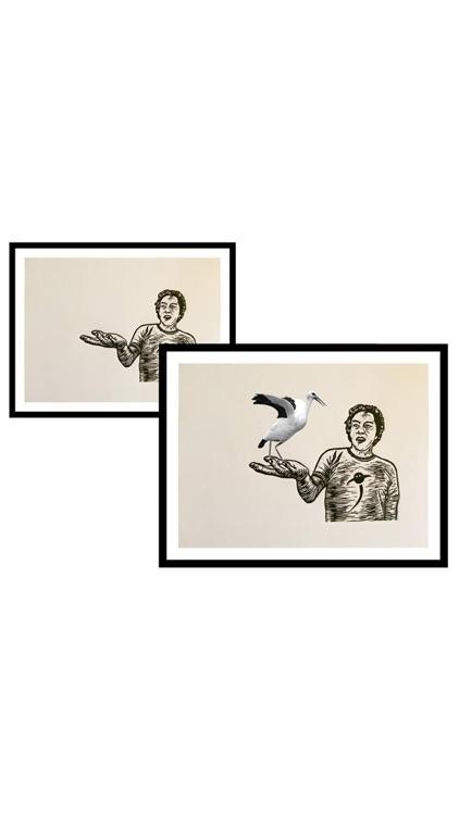 Zenka AR Prints