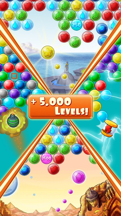 Bubble Shooter 2.0 screenshot-3