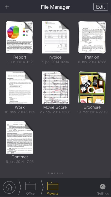 My Scans PRO, best document scanner app