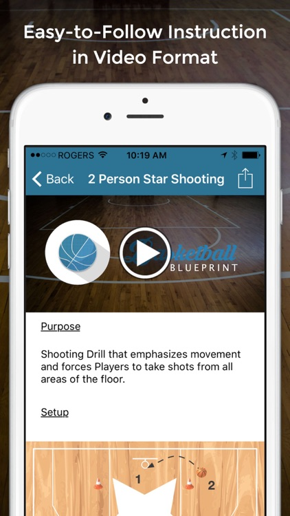 Basketball Shooting Drills screenshot-0