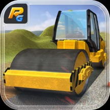Road Roller City Construction