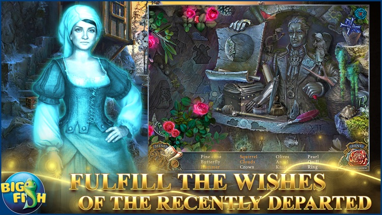 Living Legends: Bound by Wishes - A Hidden Object Mystery (Full) screenshot-1