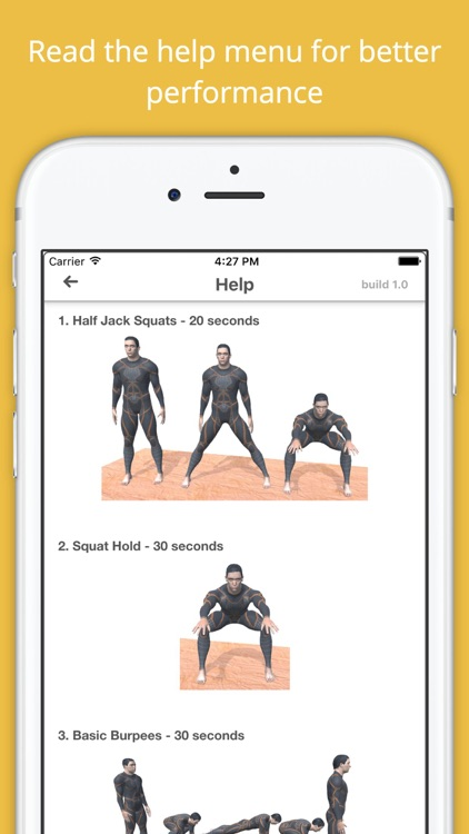 15 Minute Total Body Active Workout Challenge Free screenshot-4