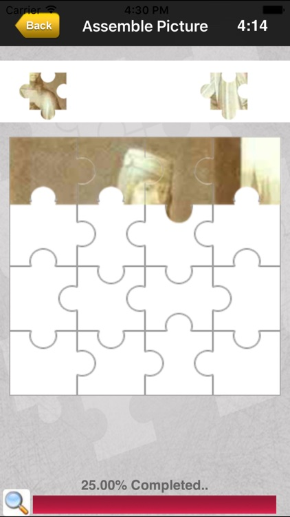 Hieronymus Bosch Jigsaw screenshot-3