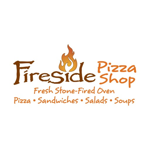 Fireside Pizza Shop