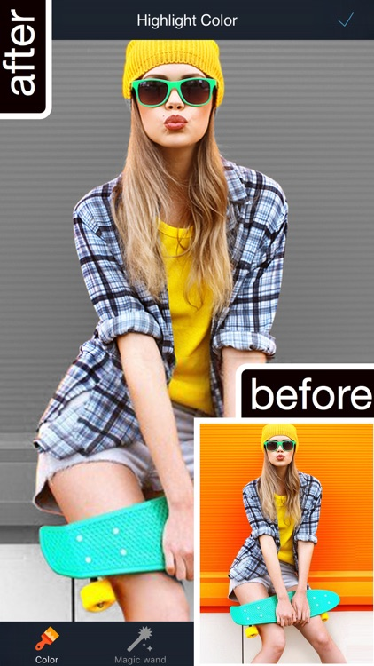Photo Retouch: touch blur photo background erase.r