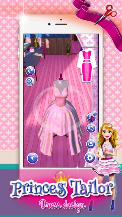 Princess Tailor Boutique - Dress Design.er Games