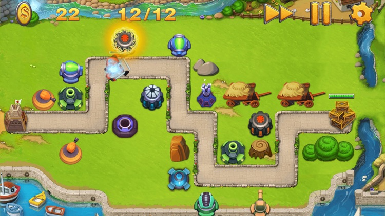 Army Defense (Tower Defense) screenshot-3