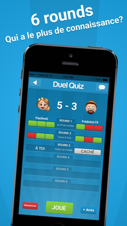 Duel Quiz screenshot-2