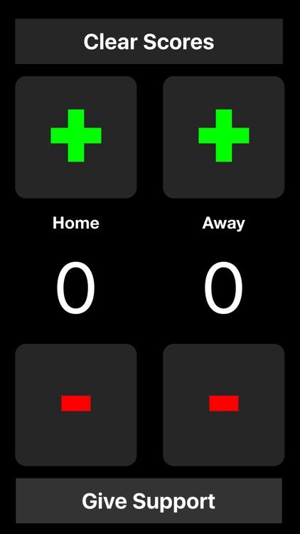 ScoreBoard and Score Keeper