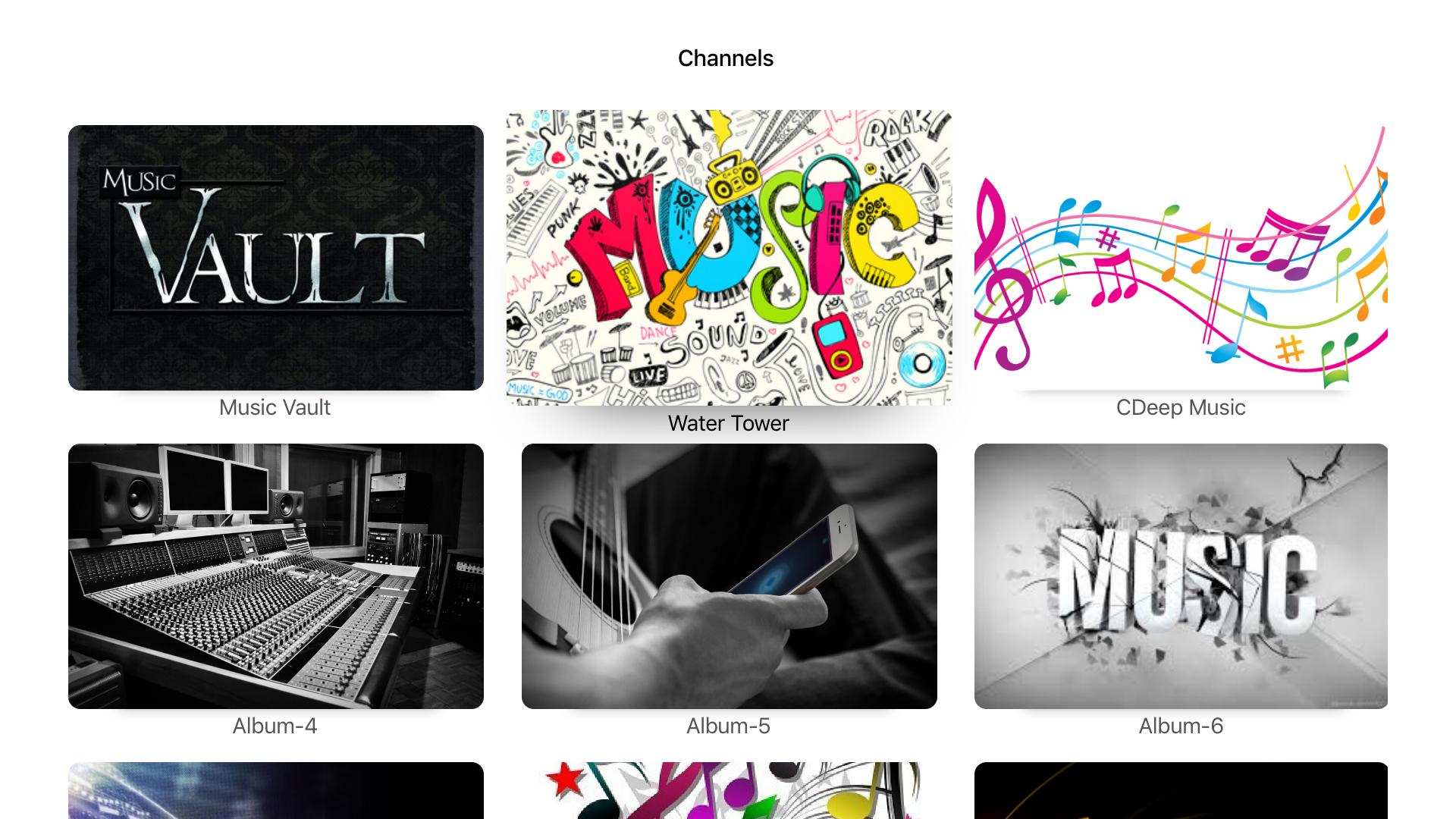MusicDay Full Of Videos screenshot 2