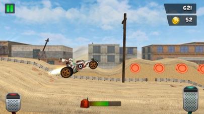 狂野飙车 3D赛车 卡丁车 - 天天 暴力 四驱车 漂移 免费 汽车 驾驶 酷跑 游戏 App 截图
