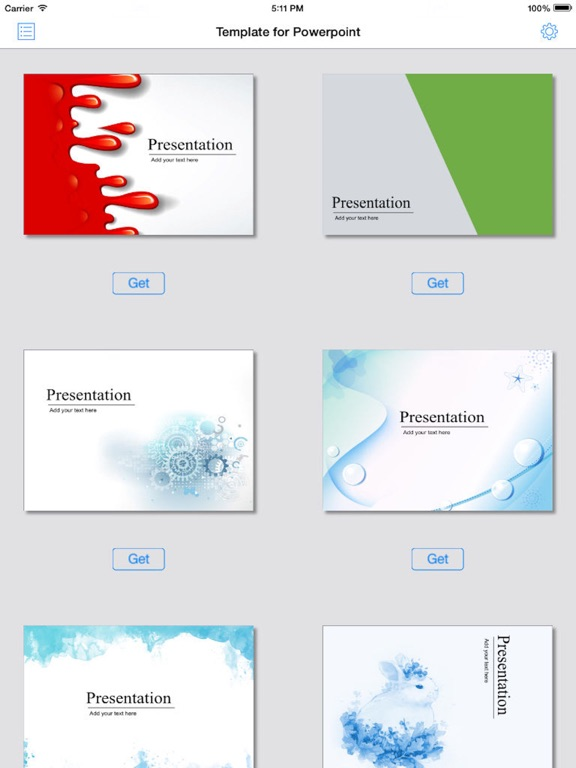 Factory for Powerpoint(Template,Theme) | App Price Drops