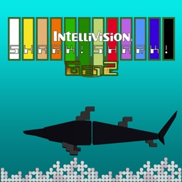 Intellivision Shark! Shark! Gen2