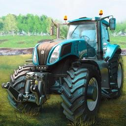 Tractor: Skills Competition Mud & Rain simulator