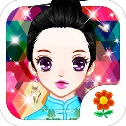 美人古装苑-古代经典中国风美容化妆游戏