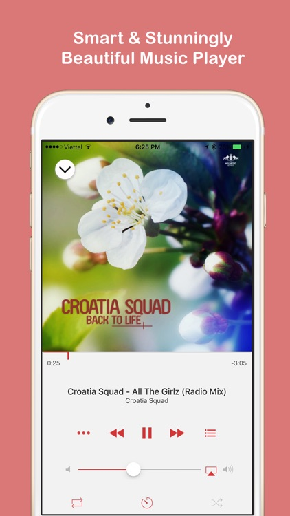 Musica - MP3 Music & Audio Songs Streaming Player and