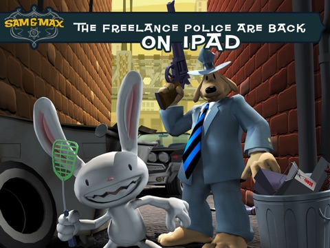 Screenshot #1 for Sam & Max Beyond Time and Space Ep 1