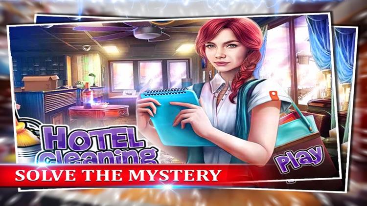 Free Hidden Objects Hotel Mystery screenshot-3