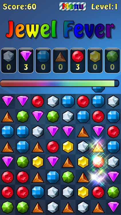 Jewel Fever screenshot-3