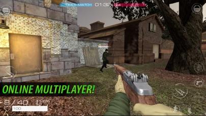 Vanguard Online - WW2スクリーンショット1