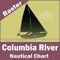 Raster Charts Coverage (Columbia River Pacific Ocean - Richland Harbour)